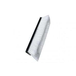 Puraqleen - Fensterbürste weiß 27cm für Bürstenbogen