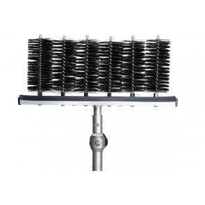 Bürste D 65 mm  für Lamellenabstände von 60 mm