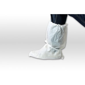 PE-Schuhschutz extra stark, extra lang 50 stück 150my