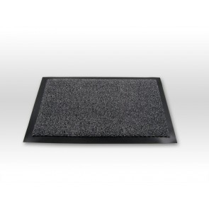 Fußmatte Schmutzfangmatte schwarz 120cm x 180cm