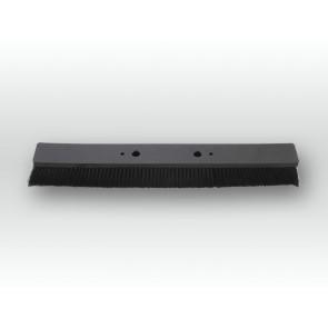 Viehzuchtbürste schwarz 60cm für Solarbürstenhalter / Puraqleen-Ersatzbürste schwarz 60 cm für Bürstenbogen