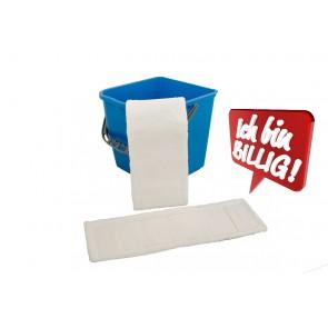 BWI Line Mircofaser Wischmop 40cm oder 50cm  kostenlos