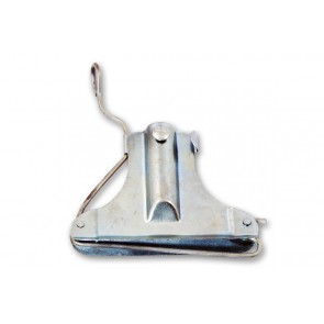 Fransenmopphalter Metall