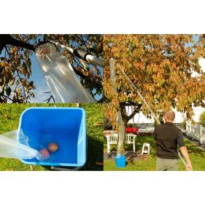 Obstrutsche - Obst pflücken ohne abzusetzen- Schlauch je Meter