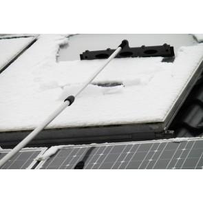 Schnee auf Photovoltaik Solaranlagen entfernen Winter Set 6Meter