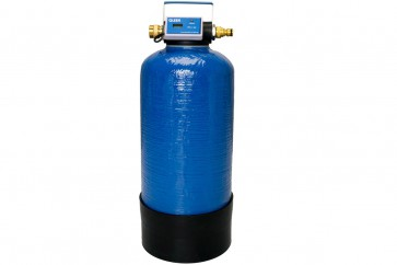 Entmineralisierte Wasserherstellung Mischbettharzflasche 12,5 L mit eingebauten Sensor und Display