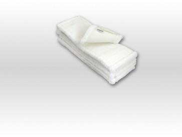 10mal 50cm Big Boost langfloriger Microfasermop mit Tasche/Lasche