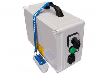 Externe Stromversorgung - tragbares Netzteil für Rotaqleen 230V/24V