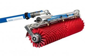 Rotaqleen 75cm Vario mit wassergekühlten Motor 24 Volt