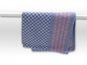 Küchentuch Grubenhandtuch 50cm x 100cm blau karriert