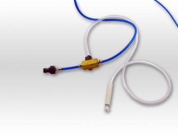 DISY - Injektor incl. 1m PU-Schlauch blau