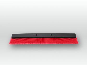 Solarbürste rot 60cm für Solarbürstenhalter Powerwasser / Puraqleen-Solarbürste rot 60cm für Bürstenbogen