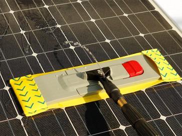 Photovoltaik und Solaranlagen Reiniger 50cm breit wasserführend