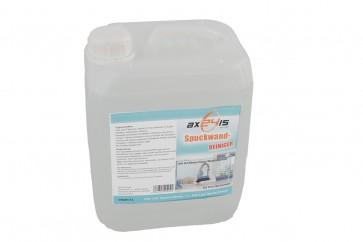 Spuckwand Reiniger mit Antibeschlag-/Statikformel 5 Liter Nachfüllkanister Axis Line