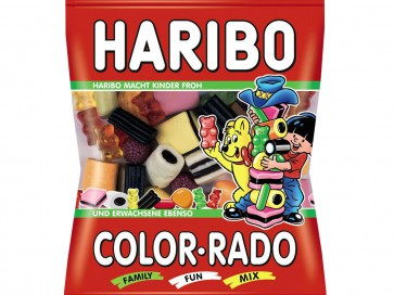 HARIBO COLOR-RADO Süßwaren-Mischung 200 g