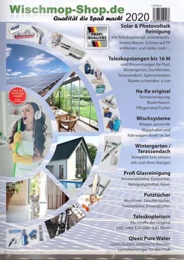 Katalog wischmop-shop.de 96 Seiten für Privat und Gewerbe