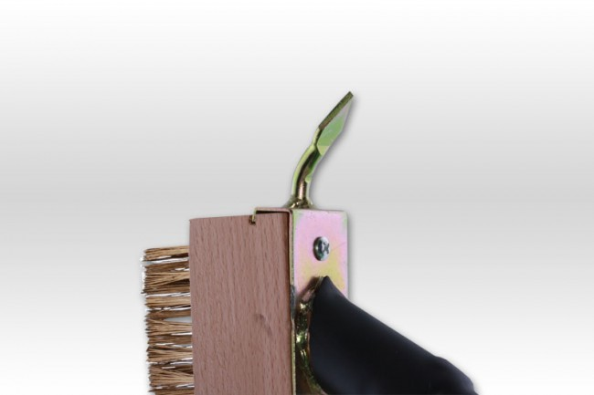fugenb rste mit stiel und extra picker wischmop shop. Black Bedroom Furniture Sets. Home Design Ideas