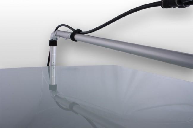 Überkopf reinigungsgerät für glasdach vom wintergarten cm