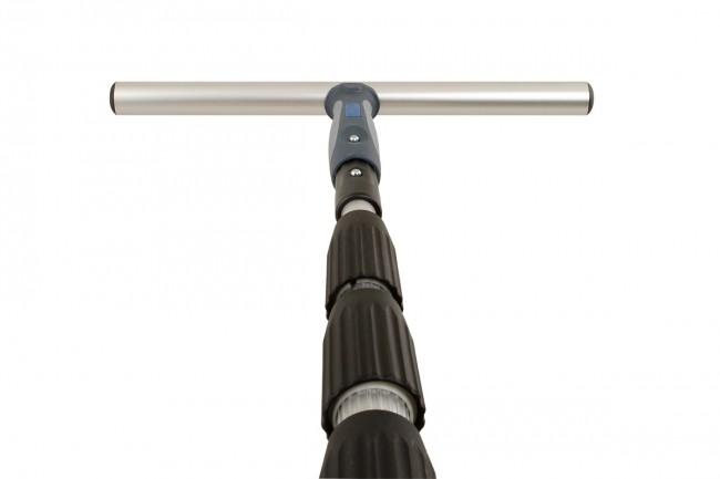 profi teleskopstange 4 5 meter mit gleitstein 3 teilig wischmop shop. Black Bedroom Furniture Sets. Home Design Ideas