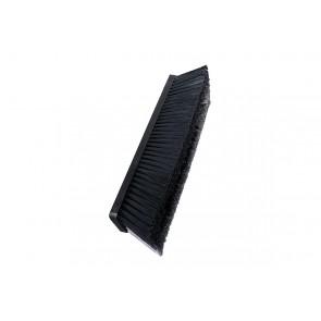 Viehzuchtbürste schwarz 60cm für Qleen Bürstenhalter