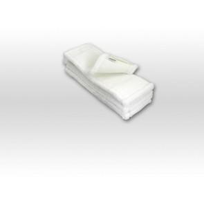 10mal 50cm Wischmop Big Boost langfloriger Microfasermop mit Tasche/Lasche