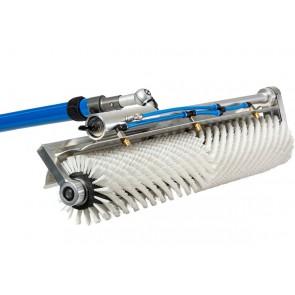 Rotaqleen 75cm Vario mit wassergekühlten Motor 24 Volt für Glasreinigung