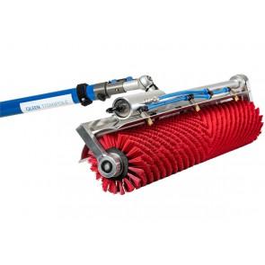 Rotaqleen 75cm Vario mit wassergekühlten Motor 24 Volt für Solarreinigung