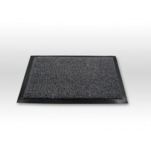Fußmatte Schmutzfangmatte schwarz 60cm x 90cm