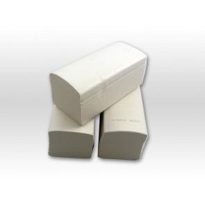 Papierhandtuch 25 x 23cm 2 lagig hochweiß V-Falz 150 passend Tor
