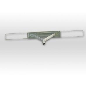 110cm  Metall Wischsystem starr