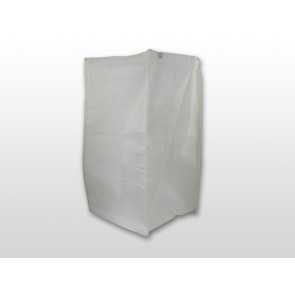 reißfester Kunststoffsack 140Liter Polypropylenkastensack