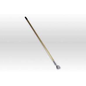 Aluminium Stiel 145cm beweglicher Clickerstiel