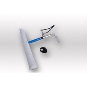 Wasserteleskopstangen und Teleskopstangen Wassersprüher Modulreiniger Umrüstsatz