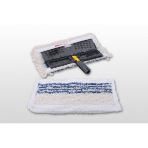 Vermop Twixter Tronic Bezug 40cm mit Microfaser und Baumwolle