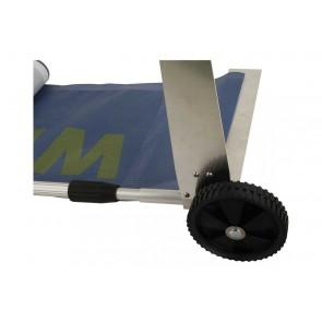 Rad für Schneerutsche - Abstandhalter für Dachpfannen