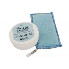 Ha-Ra Kombi-Set blue Reinigungspaste 200 ml und blue Reinigungstuch 7 x 15 cm