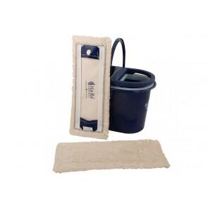 HaRa Nassfaser weiß kurzfloor 42cm für Bodenexpress Das Original