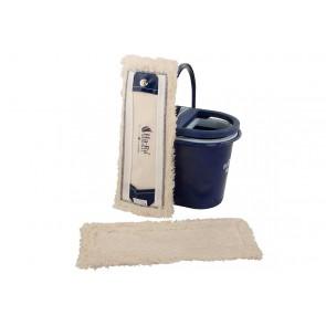 HaRa Nassfaser weiß langfloor 30cm für Bodenexpress Das Original