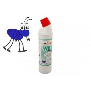 WC Floh Reiniger mit Mikroorganismen für normale und Campingtoiletten  Axis Line