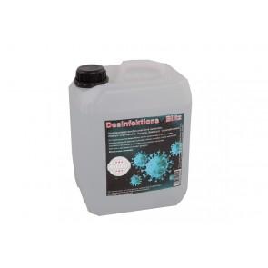 Desinfektions Blitz Handdesinfektionsmittel Fungizid, Bakterizid, Virusinaktivierend 5 Liter