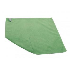 Mikrofaser Platintuch grün - DAS HOCHLEISTUNGSTUCH 40 x 40cm