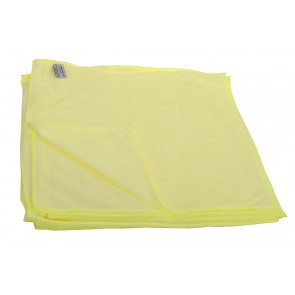 Microfasertücher 40 x 40cm gelb 10er Pack