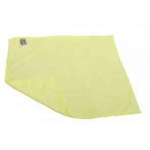 Microfasertuch 40 x 40cm gelb