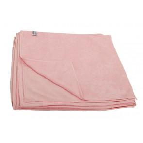 Microfasertücher 40 x 40cm rosa 10er Pack