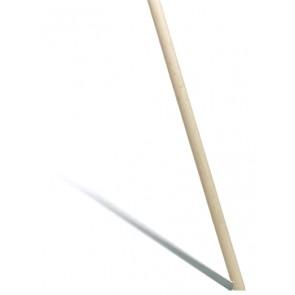 Qualitäts Echtholz Stiel 140cm für Besen
