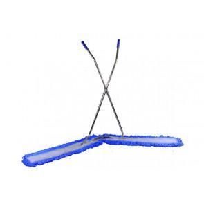 Scherenmopp Metall incl. Moppbezug 2x1 Meter Schenkel