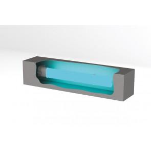 UVC Ersatzkartusche für Luftreiniger Beghelli SANIFICA CARTUCCIA UV-OXY 200
