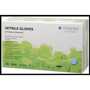 Nitril Handschuhe blau XL 200er Pack Einweghandschuhe mit Zertifikat
