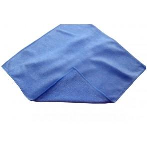 Mikrofaser Polier / Geschirrtuch blau 50 x 70cm