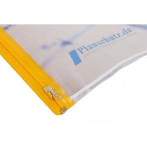 HELE Planschutztaschen 900x1400 mm 5er-Packung (A0 Oversize)